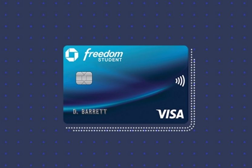 Chase Freedom Student Credit Card [Details and Review]